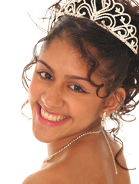 Quinceañera, sweet 16 and debutant party